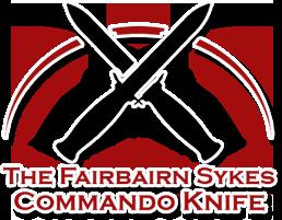 The Fairbairn Sykes Commando Knife
